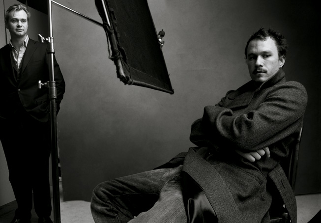 Foto Christopher Nolan