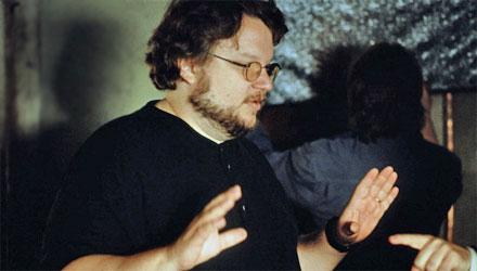 Foto Guillermo del Toro