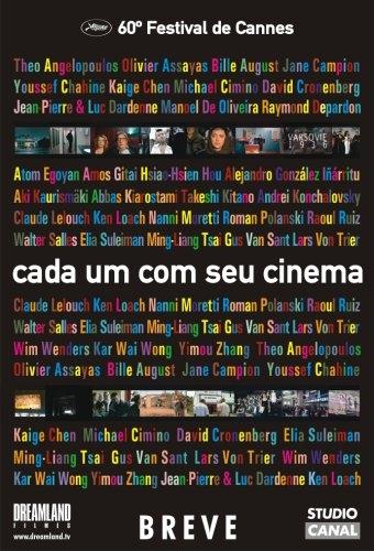 Cada um com seu Cinema : Poster