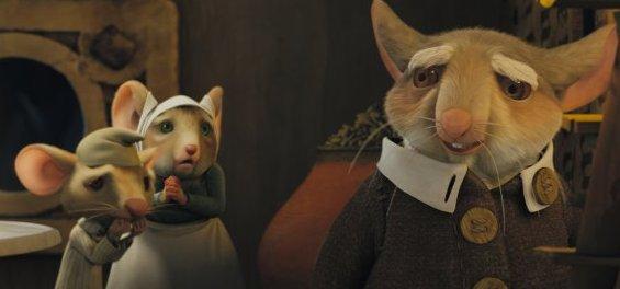 O Corajoso Ratinho Despereaux