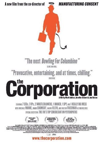 The Corporation : poster