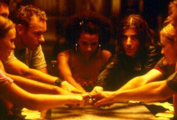 O Jogo dos Espíritos : foto