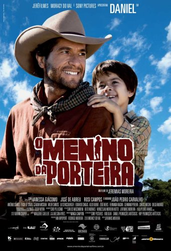 O Menino da Porteira : Poster