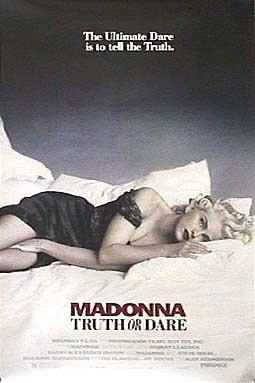 Na Cama com Madonna : Poster