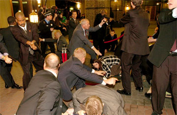 A Morte de George W. Bush : foto