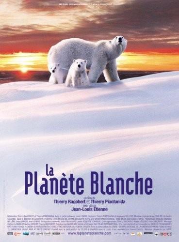 O Planeta Branco : poster