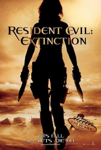 Resident Evil 3 - A Extinção : Poster