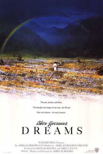 Sonhos : Poster