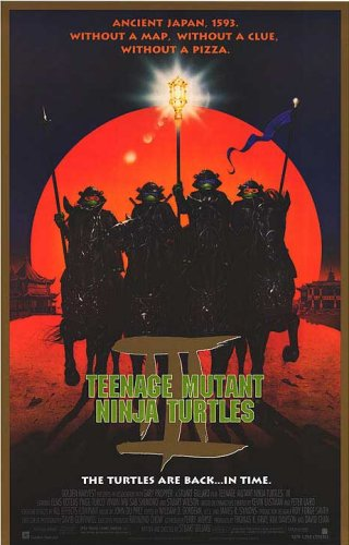As Tartarugas Ninja III : foto