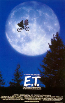 E.T. - O Extraterrestre : Poster
