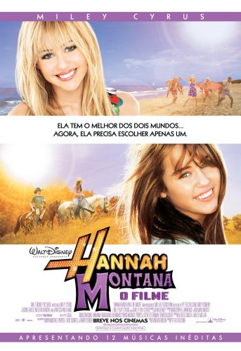 Hannah Montana - O Filme : poster