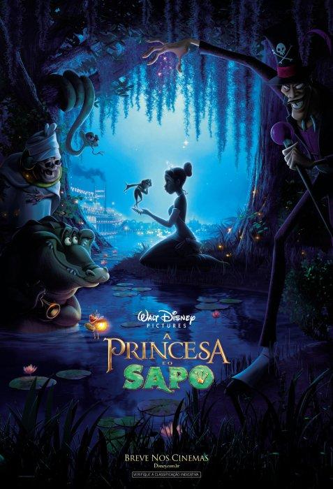 A Princesa e o Sapo : Foto