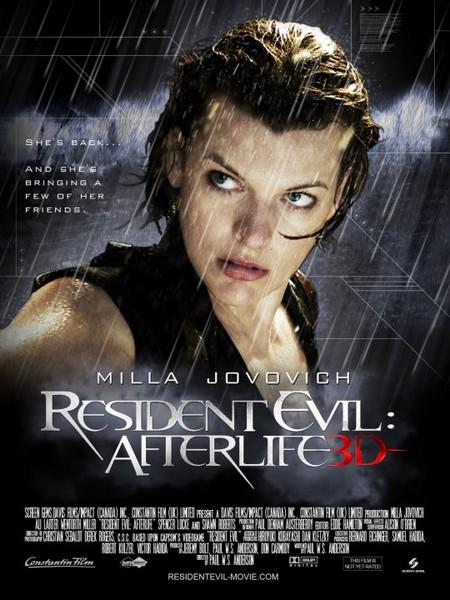 Resident Evil 4: Recomeço : Foto