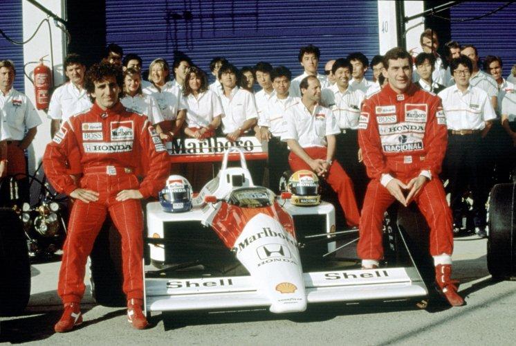 Senna : foto