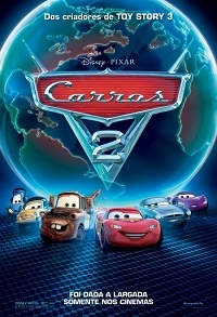Carros 2 : Poster
