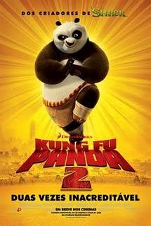 Kung Fu Panda 2 : poster