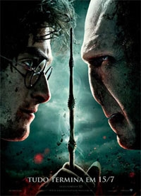 Harry Potter e as Relíquias da Morte - Parte 2 : Poster