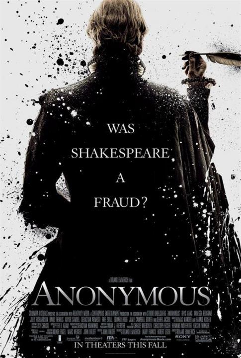 Anônimo : poster