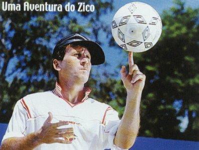 Uma Aventura do Zico : Foto