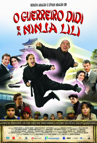 O Guerreiro Didi e a Ninja Lili : Poster