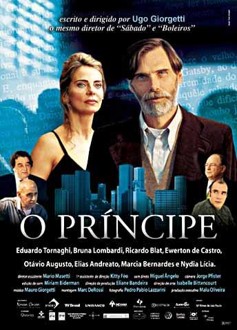 O Príncipe : poster