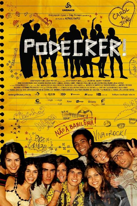 Podecrer! : Poster