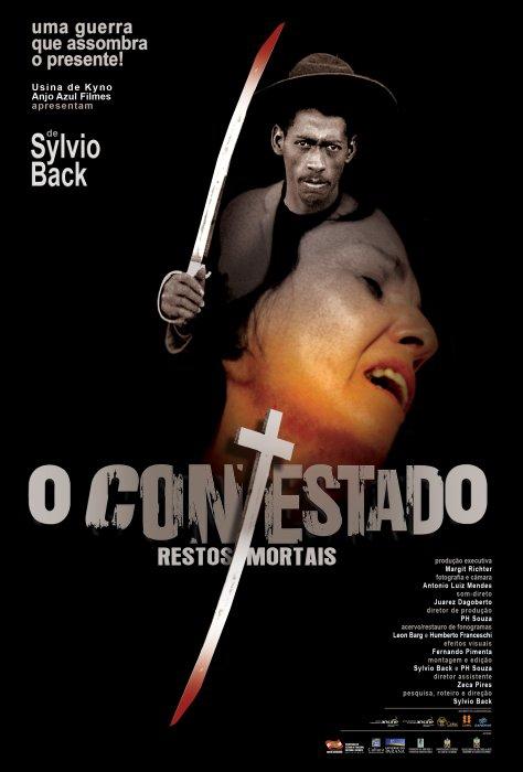 O Contestado - Restos Mortais : poster