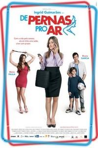 De Pernas pro Ar : Poster
