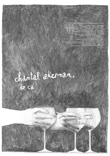 Chantal Akerman, de cá : foto