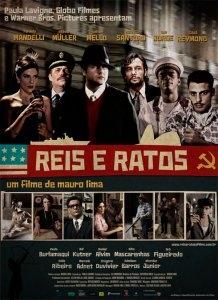 Reis e Ratos : poster