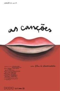 As Canções : Poster