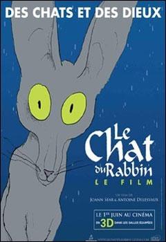 O Gato do Rabino : Poster
