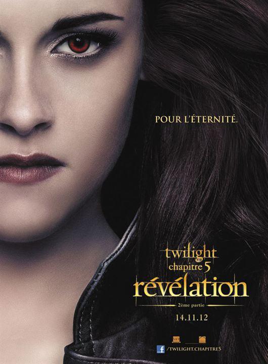 A Saga Crepúsculo: Amanhecer - Parte 2 : Poster Stephenie Meyer