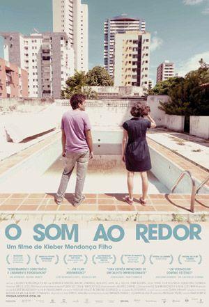 O Som ao Redor : Poster
