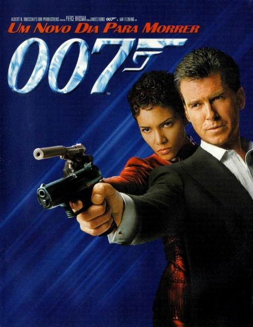 007 - Um Novo Dia Para Morrer : poster