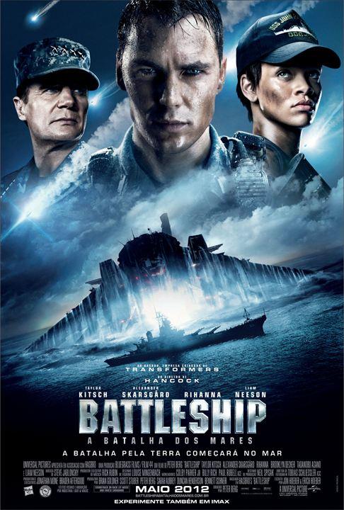 Battleship - A Batalha dos Mares : Poster