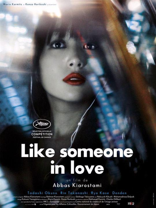 Um Alguém Apaixonado : Poster
