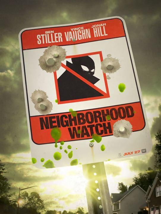 Vizinhos Imediatos de 3º Grau : Poster
