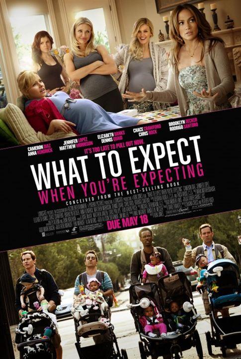 O Que Esperar Quando Você Está Esperando : poster