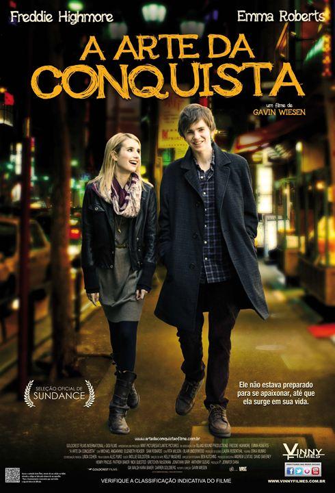 A Arte da Conquista : poster