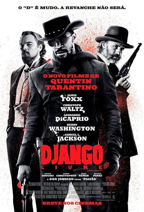 Django Livre : Poster
