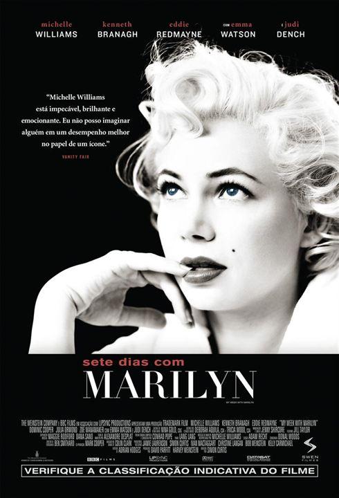 Sete Dias com Marilyn : Poster