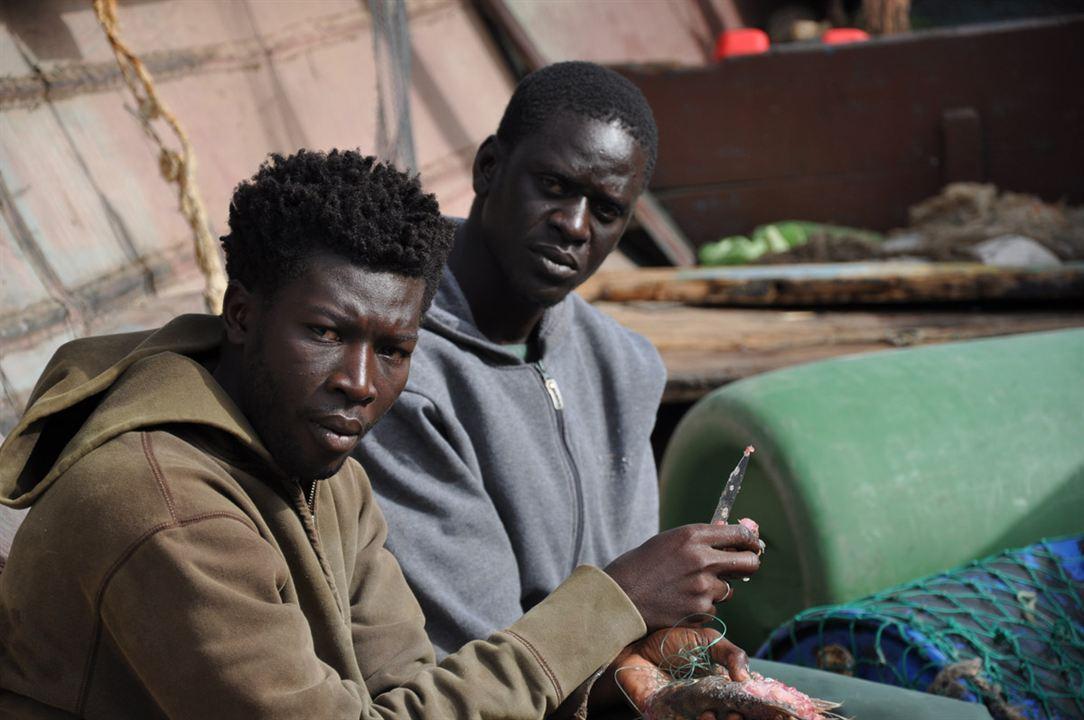 O Barco da Esperança : Foto Malamine Drame, Souleymane Seye Ndiaye
