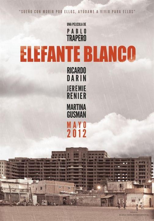 Elefante Branco : Poster