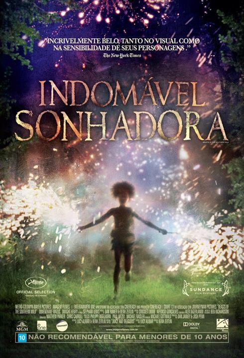 Indomável Sonhadora : poster