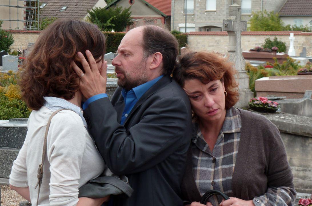 Adeus Berthe: O Enterro da Vovó : Foto Denis Podalydès, Noémie Lvovsky, Valérie Lemercier