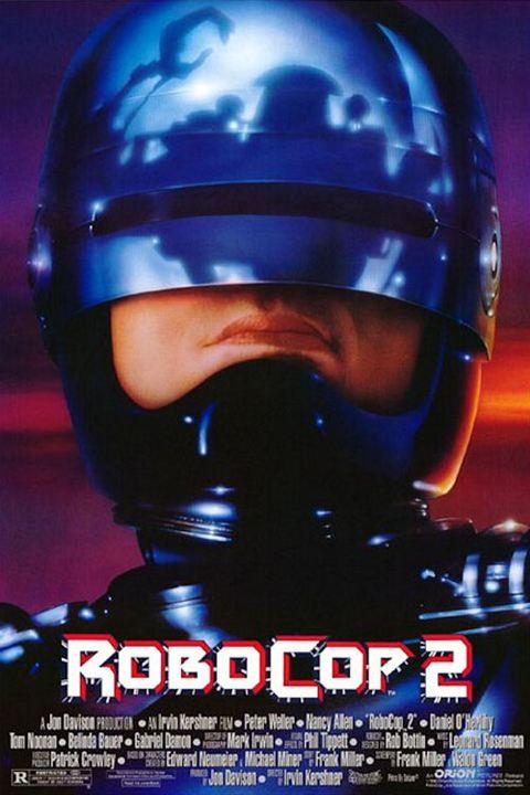 Robocop 2 : poster