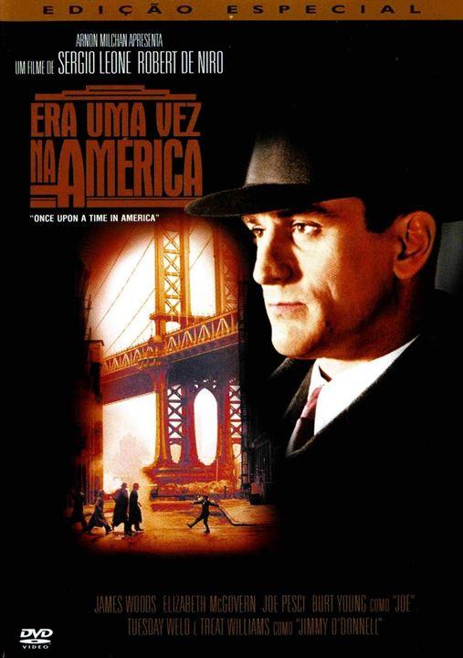 Era uma Vez na América : Poster