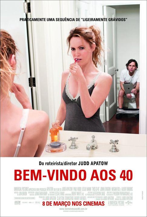 Bem-vindo aos 40 : Poster