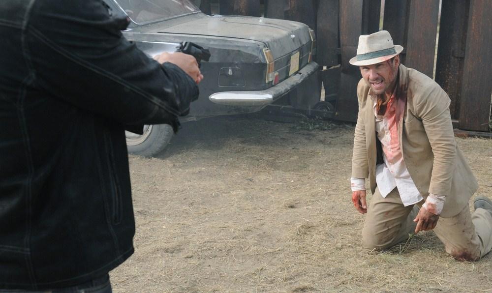 O Forasteiro - Violência Sem Limite : Foto Christian Slater